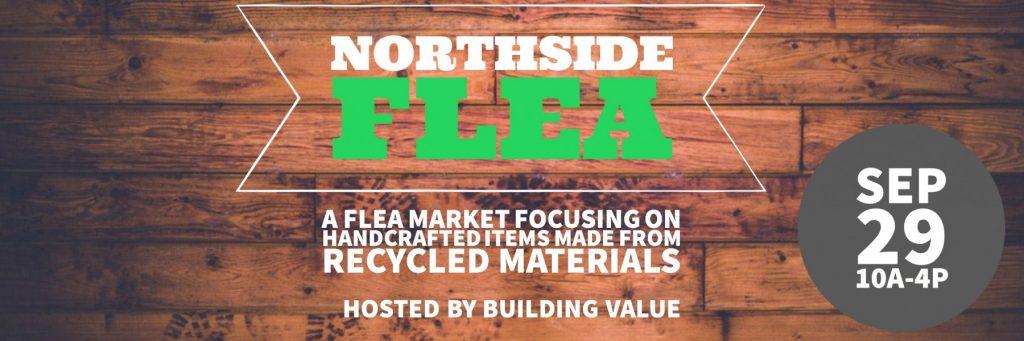 Northside Flea Sep 29 10a-4p